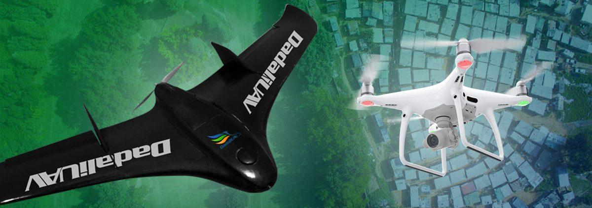 Perbedaan antara Drone dan UAV