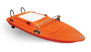 Autonomous Survey Boat